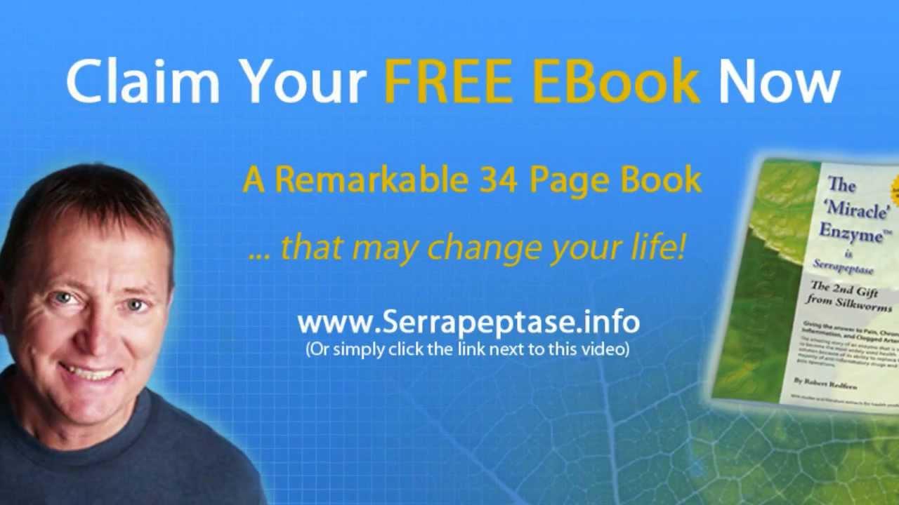 Serapeptase benefits