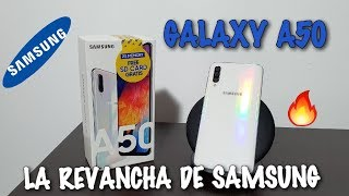 GALAXY A50 🌟 La REACCIÓN de Samsung en gama MEDIA 🔥