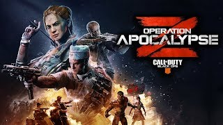 COD: BLOPS4 - Operation Apocalypse Z