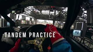 NGEPOT YUK : TANDEM PRACTICE - INTERSPORT WORLD STAGE 2018