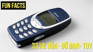 Nokia 3310 có những công dụng siêu bá đạo không ai ngờ tới