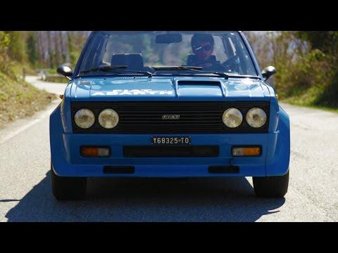 Pure Sound Fiat 131 Abarth Rally - Inserito da Davide Cironi il 4 luglio 2016 durata 2 minuti e 5 secondi - Prime confidenze a inizio test con questa autorit� dei rally che nella versione corsa ha visto vincere il mondiale piloti a Markku Al�n nel 1978 e Walter R�hrl nel 1980, oltre a 3 mondiali costruttori nel 1977, 1978 e 1980