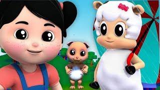 Rimas Infantis Pré-Escolares Para Crianças | Cartoons de crianças | Canções para bebês