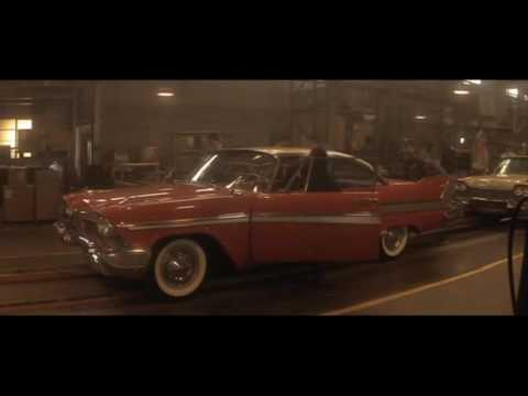 cristine o carro assassino 1 primeira  morte muito bom o filme