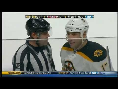 Bruins Milan Lucic boarding penalty 10/16/14