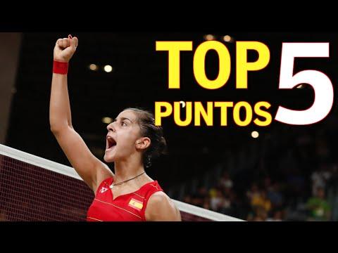 Los 5 mejores puntos de la carrera de Carolina Marín | Diario AS