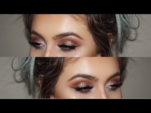 Sultry Smokey Eye - Urban Decay Ultimate Basics Palette Tutorial/Review