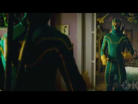 Kick-Ass Movie Interview - Who Is Kick-Ass?
