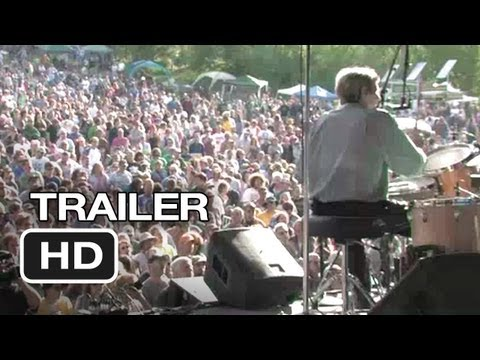 Ain't in it for My Health Official Trailer #1 (2013) - Levon Helm Movie HD