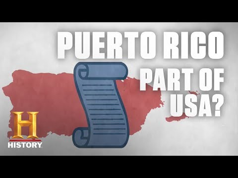 Here's Why Puerto Rico Is Part of the U.S. — Sort Of | History