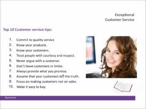 Excellent Customer Service Tips 10 Customer Service Tips