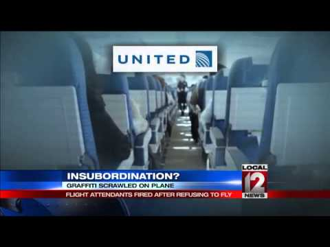 Attendants say they were unfairly fired for refusing to fly