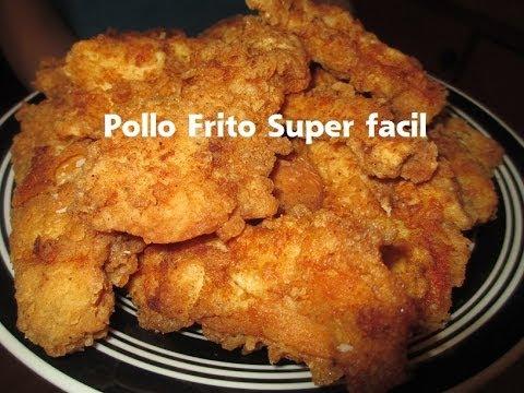 """""""Pollo Frito Facil"""""""