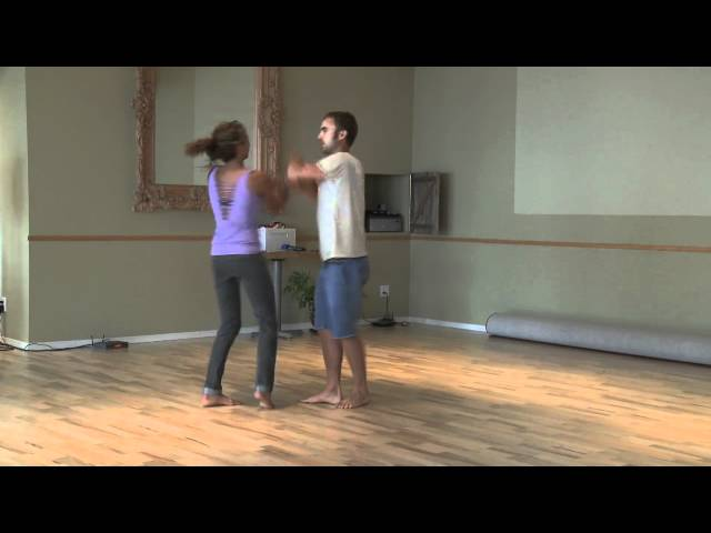 Sergei Boutenko and Brianna Lecher dance it out!