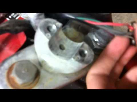 How-to bypass an ATV Ignition with a Toggle Switch