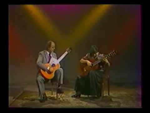 Granados: Spanish Dance No.11 - Evangelos&Liza guitar duo