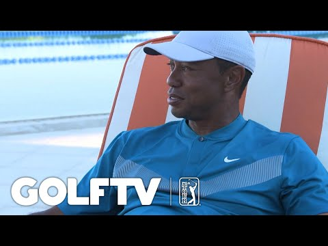 Tiger Woods discusses Round 3 at Hero World Challenge