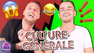 Vincent Shogun (La Villa 4) : Le test de culture générale avec Jonathan !