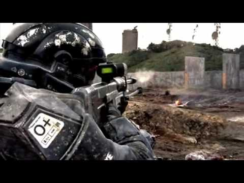 Halo 3 | Landfall (Live Action) HD Video