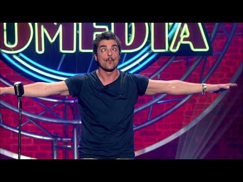 Txabi Franquesa: El deporte en España - El Club de la Comedia