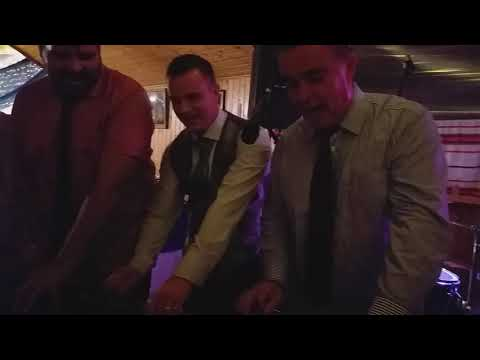 Muhari Gergő esküvője: Sándorfalvi Budai Sándor Citerazenekar mini szuperkoncert