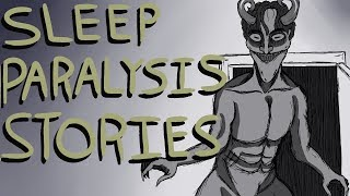 Animating Two of my Scariest Sleep Paralysis Experiences