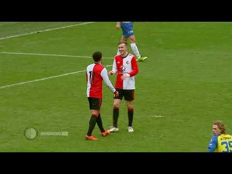 Samenvatting | Feyenoord 2 - SC Cambuur 2 2017-2018