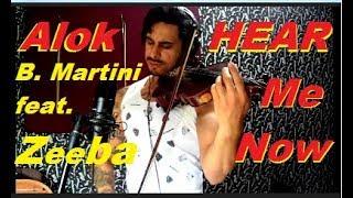 download musica Alok Bruno Martini feat Zeeba - HEAR ME NOW by Douglas Mendes Violin Cover