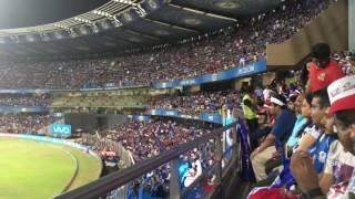 Mumbai vs  Bangalore IPL 20th April 2016 at Wankhede Stadium. From View of Sunil Gavaskar Stand.