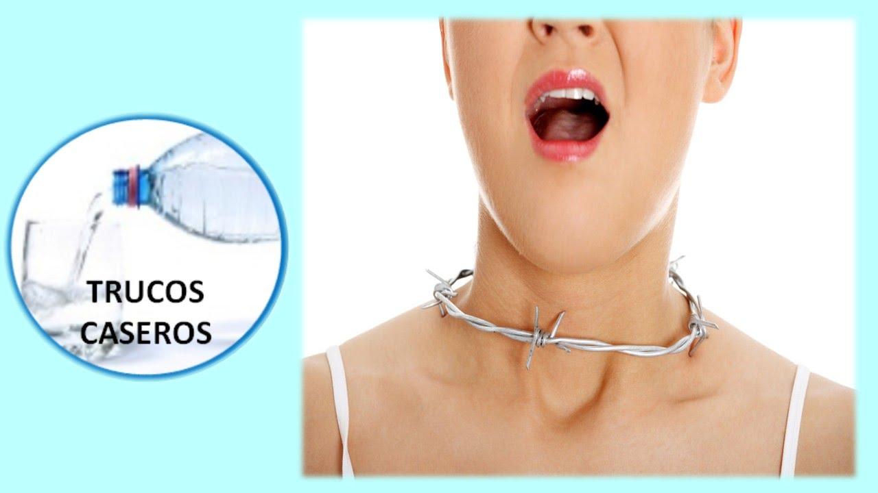 Desinflamar la Garganta y Aliviar el Dolor: Remedios