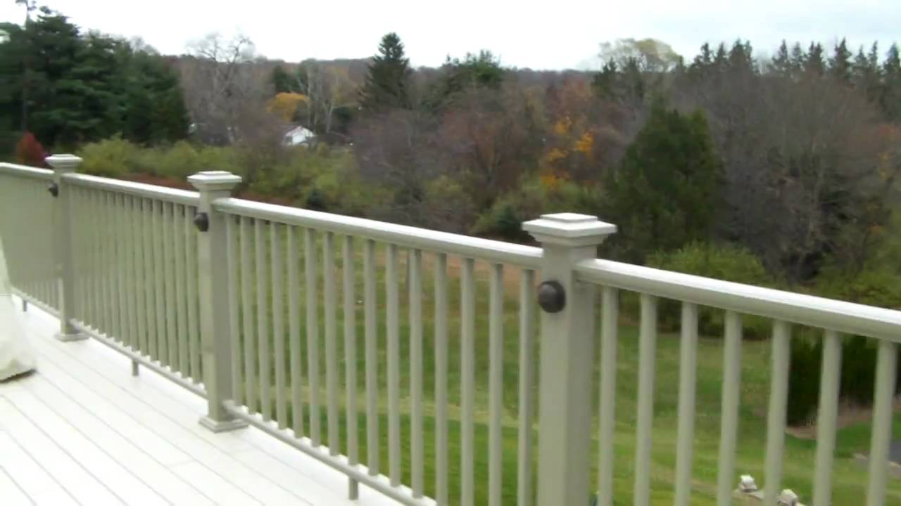 Planning On Lighting Your Deck With Low Voltage Youtube