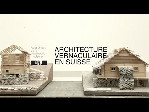 Army of the grisons for Architecture vernaculaire