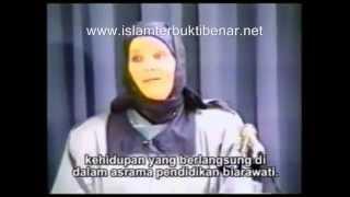 ! Biarawati Amerika Menjadi Hajjah & Aktiv Dakwah Islam - www.islamterbuktibenar.net