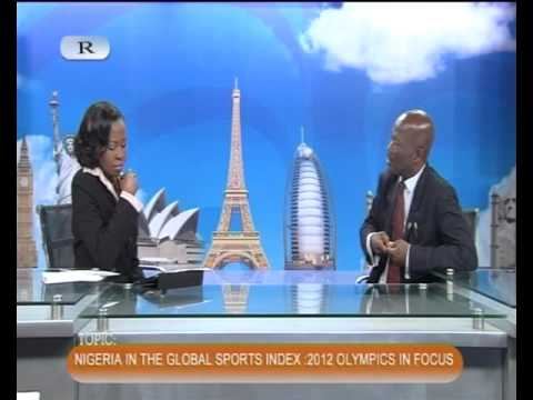 NIGERIA IN THE GLOBAL SPORT INDEX