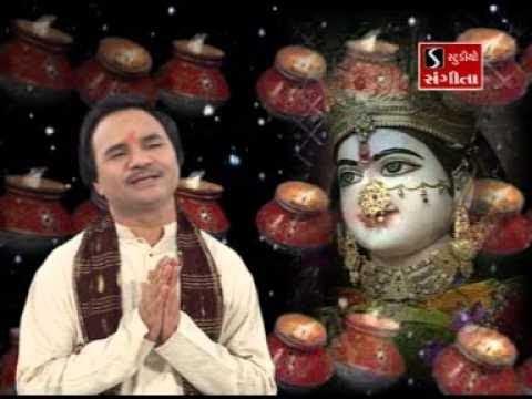 Ashapura Maa Na Garba - Dhol Nagara Vage - Hemant Chauhan video