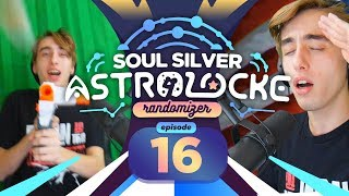 NERF MALFUNCTION!! - Pokemon Soul Silver Randomized Astrolocke w/ Astroid! EP 16!