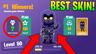 Battlelands Royale Season 3 - KUNOICHI LEVEL 50 UNLOCK | High Kill Quadzooka Update Gameplay
