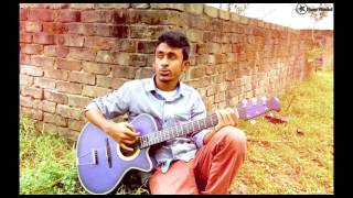 Pichey Fire Dekhe cover by Enamul Ahmed Anik (2015)