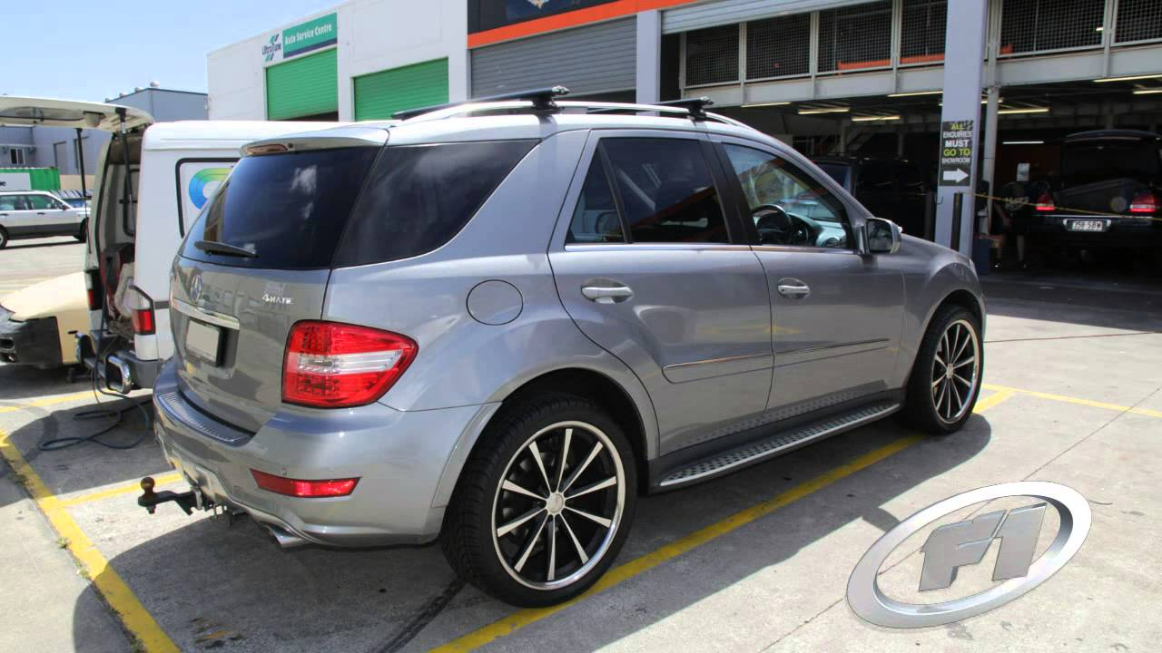 2010 mercedes ml 350 with 22 diezel vouge wheels youtube for Mercedes benz ml350 2007