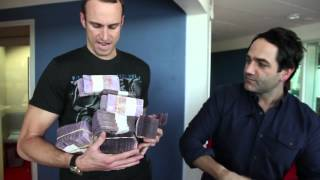Fitzy and Wippa play with $50,000 cash