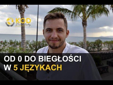 Szybka Nauka Języka Z Poliglotą [ Kamil Kaszubski - Kodpoligloty.pl]