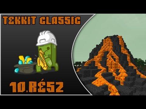 Electric jetpack, rubber boots | Tekkit Classic | 10.rész[HUN]
