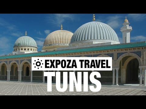 Tunis Vacation Travel Video Guide