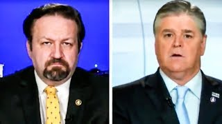 Gorka And Hannity Meld Their Dumb Minds Together: 'Acosta Is Antifa!'