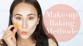 Make-up BAKING Methode I How To I German I Hatice Schmidt