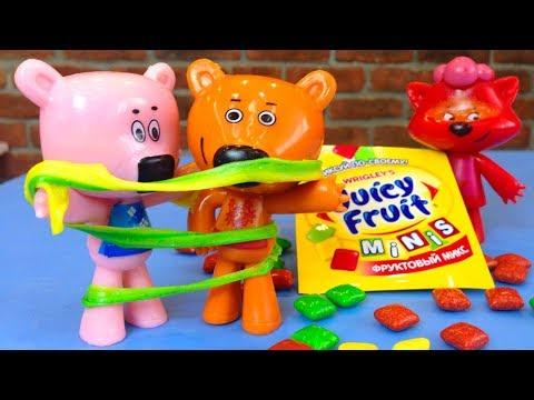 Ми ми мишки серьёзно влипли мультики с игрушками для детей  Развлекательное видео Mimimishki video