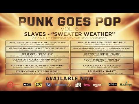 Punk Goes Pop Vol. 6 - Slaves