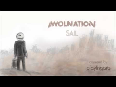 Awolnation - Sail Instrumental Cover video