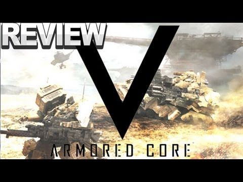 IGN Reviews - Armored Core V - Video Review
