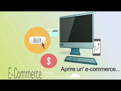 A lezione di E-commerce - Primi passi